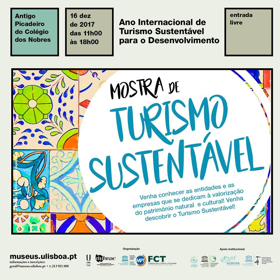 Mostra de Turismo Sustentável