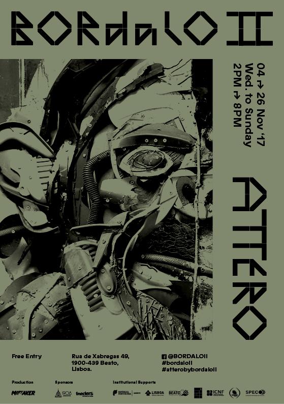 Attero by Bordalo II