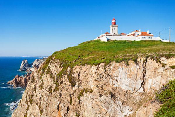 Cabo da Rocas - Portogallo