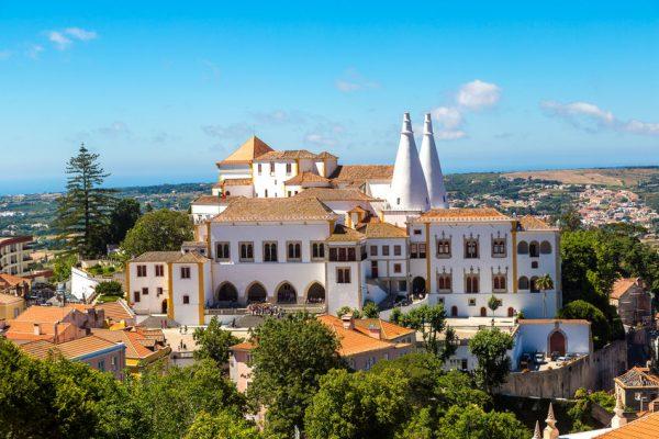 Palazzo Nazionale Sintra - Portogallo