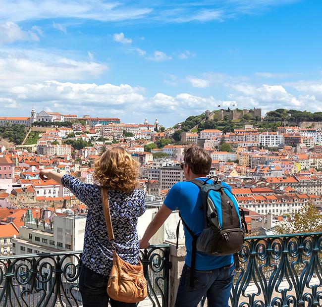 Tours Lisbona con guida in Italiano