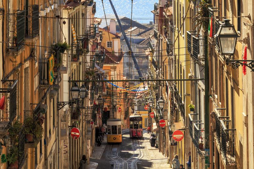 Tour Lisbona con guida in italiano - Eléctrico 28