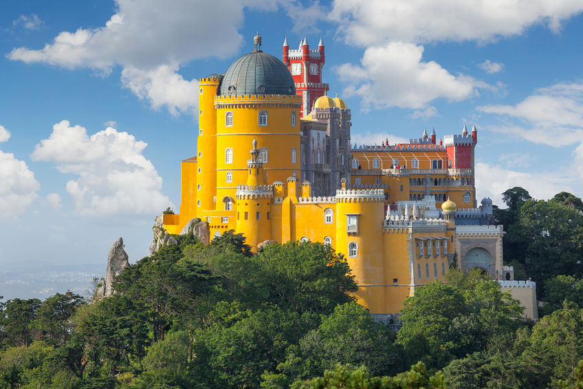 Tour Sintra con guida in italiano - Palácio Nacional da Pena