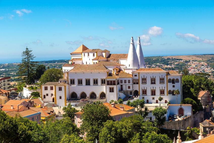 Tour Sintra con guida in italiano - Palácio Nacional de Sintra