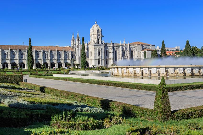 Tour Lisbona con guida in italiano - Monastero dos Jerónimos