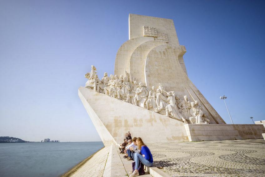 Tour Belem - Monumento Scoperte - Padrão dos Descobrimentos