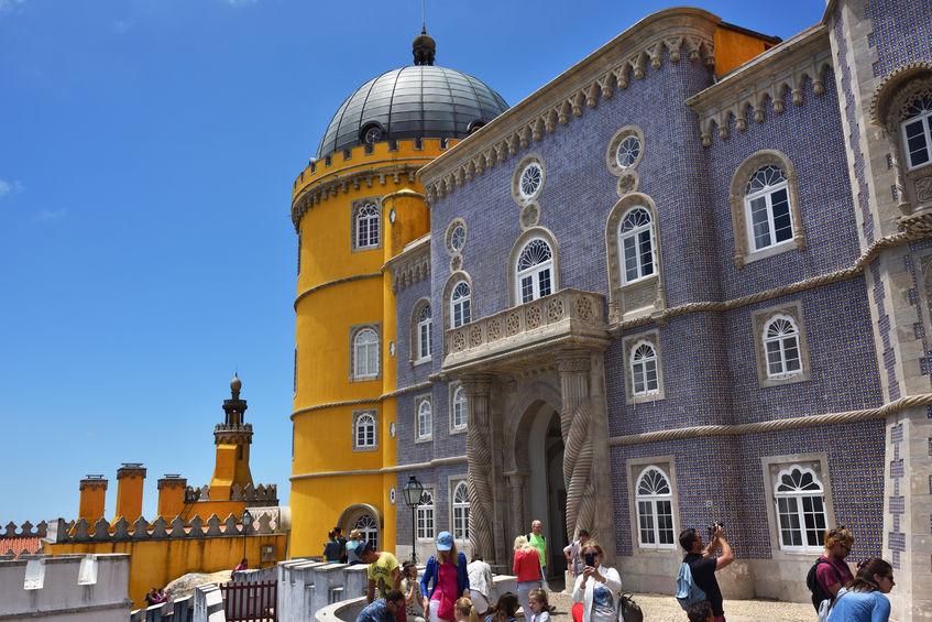 Tour Sintra - Palazzo da Pena - Palacio da Pena
